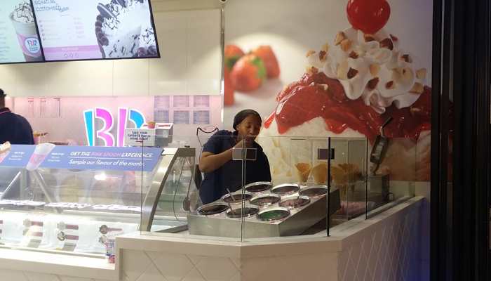 Baskin Robbins by The Clarion Group 4