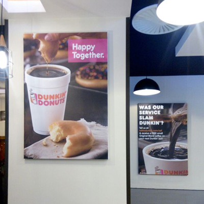 Dunkin Donuts by The Clarion Group 4