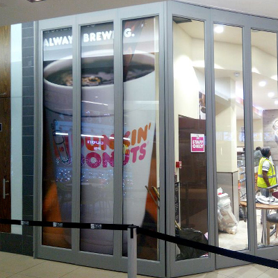 Dunkin Donuts by The Clarion Group