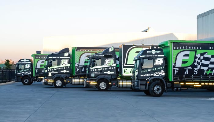 Fast & Furious Fleet Branding 4 The Clarion Group