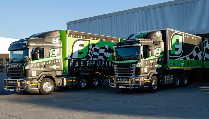 Fast & Furious Fleet Branding 7 The Clarion Group