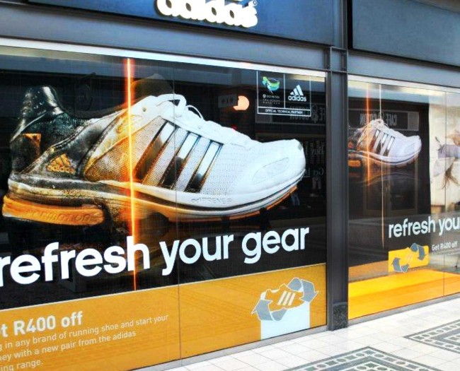 ADIDAS REFRESH YOUR GEAR