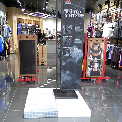 Reebok Mall Of Africa 3 by The Clarion Group