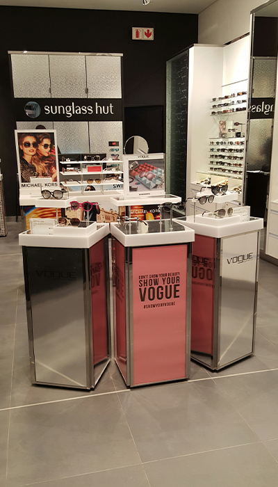 Sunglass Hut 1 by The Clarion Group