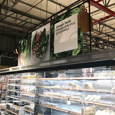 Woolworths Food Table Bay Mall by The Clarion Group 10