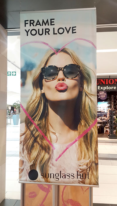a9407883663 Clarion Retail launches Valentine s Day campaign in Sunglass Hut stores  nationally