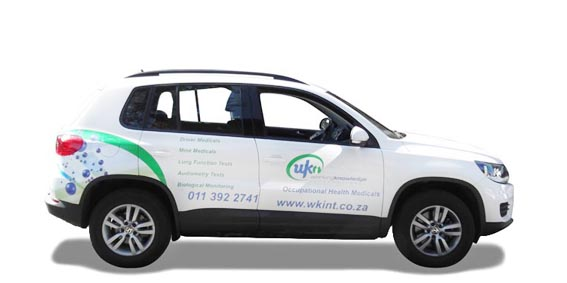WKI Tiguan Vehicle Branding The Clarion Group