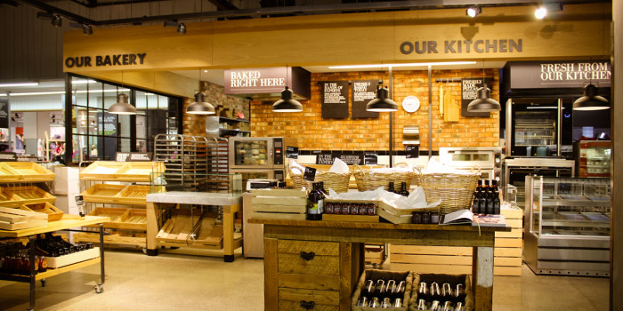 Woolworths – Mall of Africa: Food Store