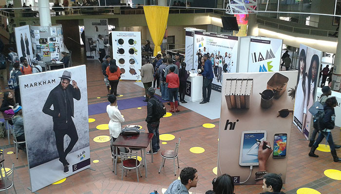 Gallery: The Foschini Group at the UCT Career Day