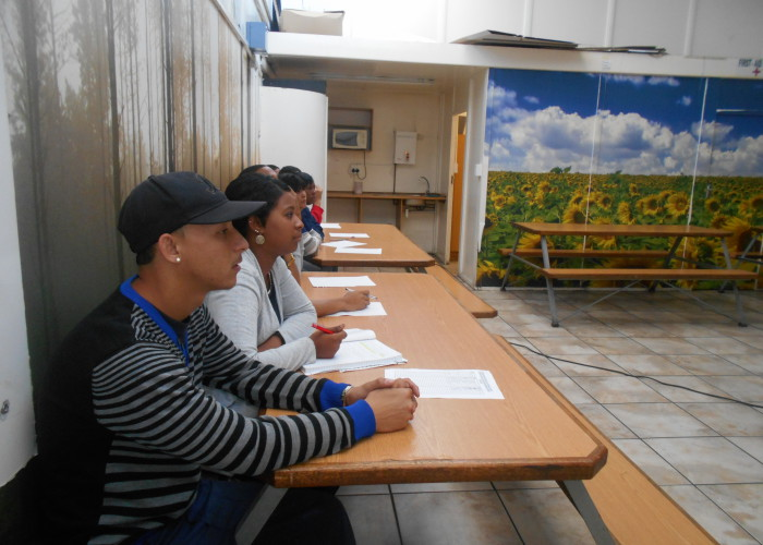 The Clarion Group Factory Management Team Engages Staff on Quality Awareness