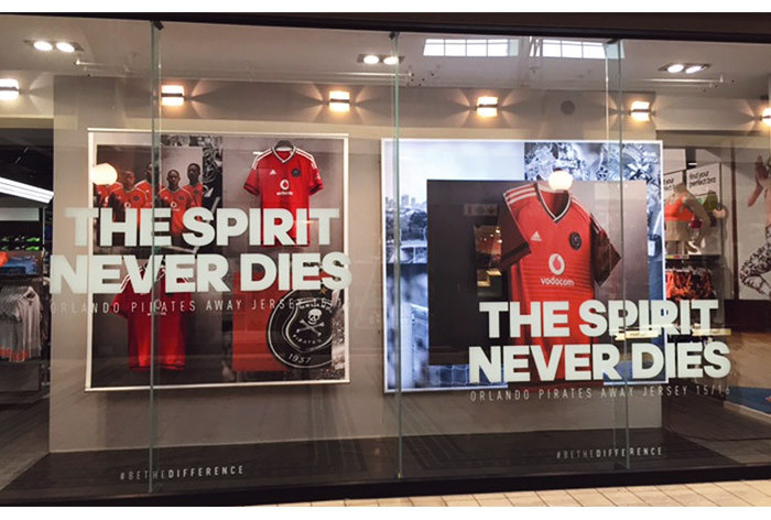 Clarion Retail Rolls Out Orlando Pirates campaign