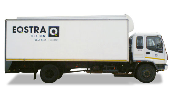 Eqestra Truck Branding The Clarion Group