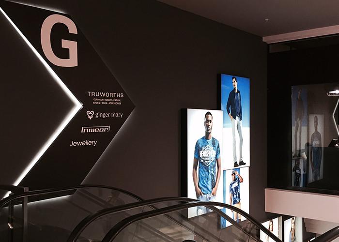Truworths In-Store Retail Branding