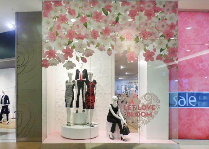 QUEENSPARK – Let Love Bloom Campaign