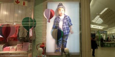 Instore Retail Branding – Naartjie