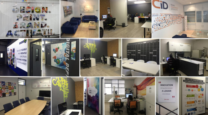 Office Branding Revamp